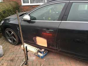 Mobile Car Paint & Dent Repair Crawley - Top Marque Repairs